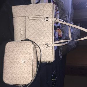Guess Matching Purse Set